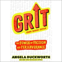 Grit (Young Readers Edition) by Angela Duckworth audiobook