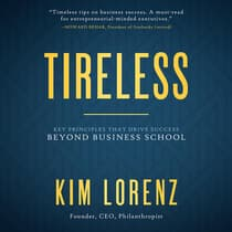 Tireless by Kim Lorenz audiobook