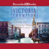 Murder on Trinity Place by Victoria Thompson audiobook