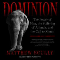 Dominion by Matthew Scully audiobook