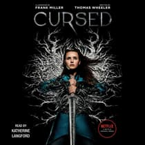 Cursed by Thomas Wheeler audiobook