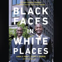 Black Faces in White Places by Jeffrey Robinson audiobook