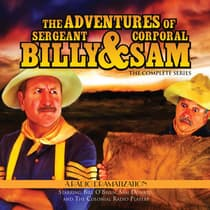 The Adventures of Sergeant Billy & Corporal Sam by Jerry Robbins audiobook