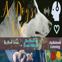 A Dog's Tale by Mark Twain audiobook