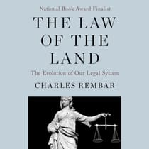 The Law of the Land by Charles Rembar audiobook