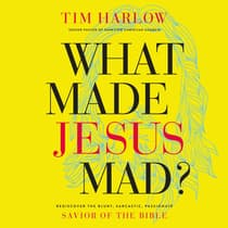 What Made Jesus Mad? by Tim Harlow audiobook