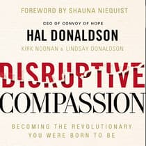 Disruptive Compassion by Hal Donaldson audiobook
