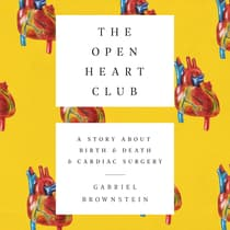 The Open Heart Club by Gabriel Brownstein audiobook