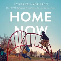 Home Now by Cynthia Anderson audiobook