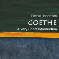 Goethe by Ritchie Robetson audiobook