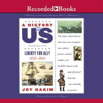 Liberty for All? by Joy Hakim audiobook