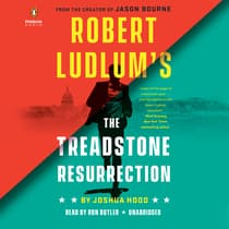 Robert Ludlum's The Treadstone Resurrection by Joshua Hood audiobook