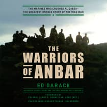 The Warriors of Anbar by Ed Darack audiobook
