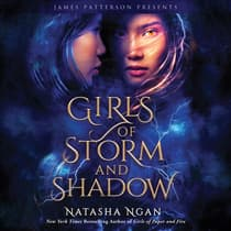 Girls of Storm and Shadow by Natasha Ngan audiobook