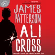 Ali Cross by James Patterson audiobook