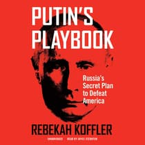Putin's Playbook by Rebekah Koffler audiobook