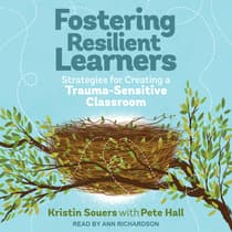 Fostering Resilient Learners by Pete Hall audiobook