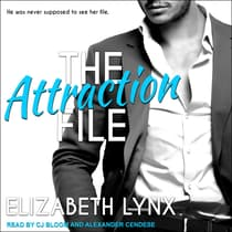 The Attraction File by Elizabeth Lynx audiobook