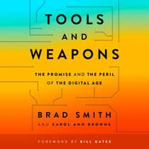 Tools and Weapons by Brad Smith audiobook