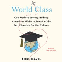 World Class by Teru Clavel audiobook