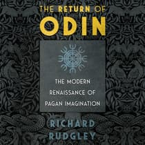 The Return of Odin by Richard Rudgley audiobook