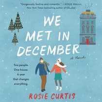 We Met in December by Rosie Curtis audiobook