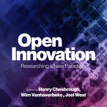 Open Innovation by  audiobook