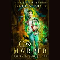 Colt Harper by Tyrolin Puxty audiobook