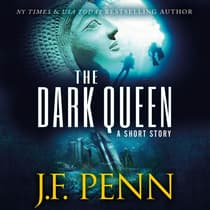 The Dark Queen by J.F. Penn audiobook