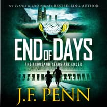 End of Days by J.F. Penn audiobook