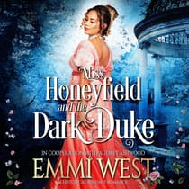 Miss Honeyfield and the Dark Duke by Audrey Ashwood audiobook