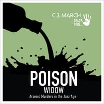 Poison Widow by C.J. March audiobook