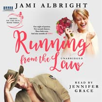 Running From the Law by Jami Albright audiobook