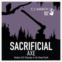 Sacrificial Axe by C.J. March audiobook