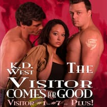 The Visitor Comes for Good by K.D. West audiobook