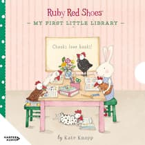 Ruby Red Shoes by Kate Knapp audiobook
