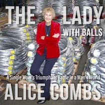 The Lady with Balls by Alice Combs audiobook