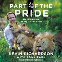 Part of the Pride by Kevin Richardson audiobook