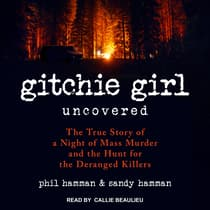 Gitchie Girl Uncovered by Phil Hamman audiobook