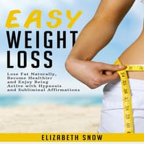 Easy Weight Loss by Elizabeth Snow audiobook