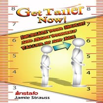 Get Taller Now! by Instafo  audiobook