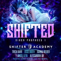 Shifted by Tricia Barr audiobook