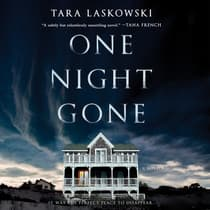 One Night Gone by Tara Laskowski audiobook