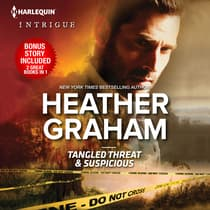 Tangled Threat & Suspicious by Heather Graham audiobook