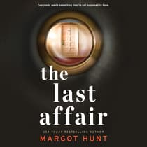 The Last Affair by Margot Hunt audiobook