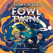 The Fowl Twins by Eoin Colfer audiobook