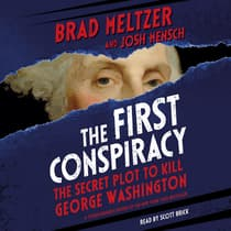 The First Conspiracy (Young Reader's Edition) by Brad Meltzer audiobook