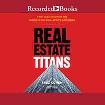 Real Estate Titans by Erez Cohen audiobook