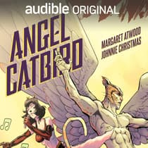 Angel Catbird by Margaret Atwood audiobook