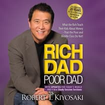 Rich Dad Poor Dad: 20th Anniversary Edition by Robert T. Kiyosaki audiobook